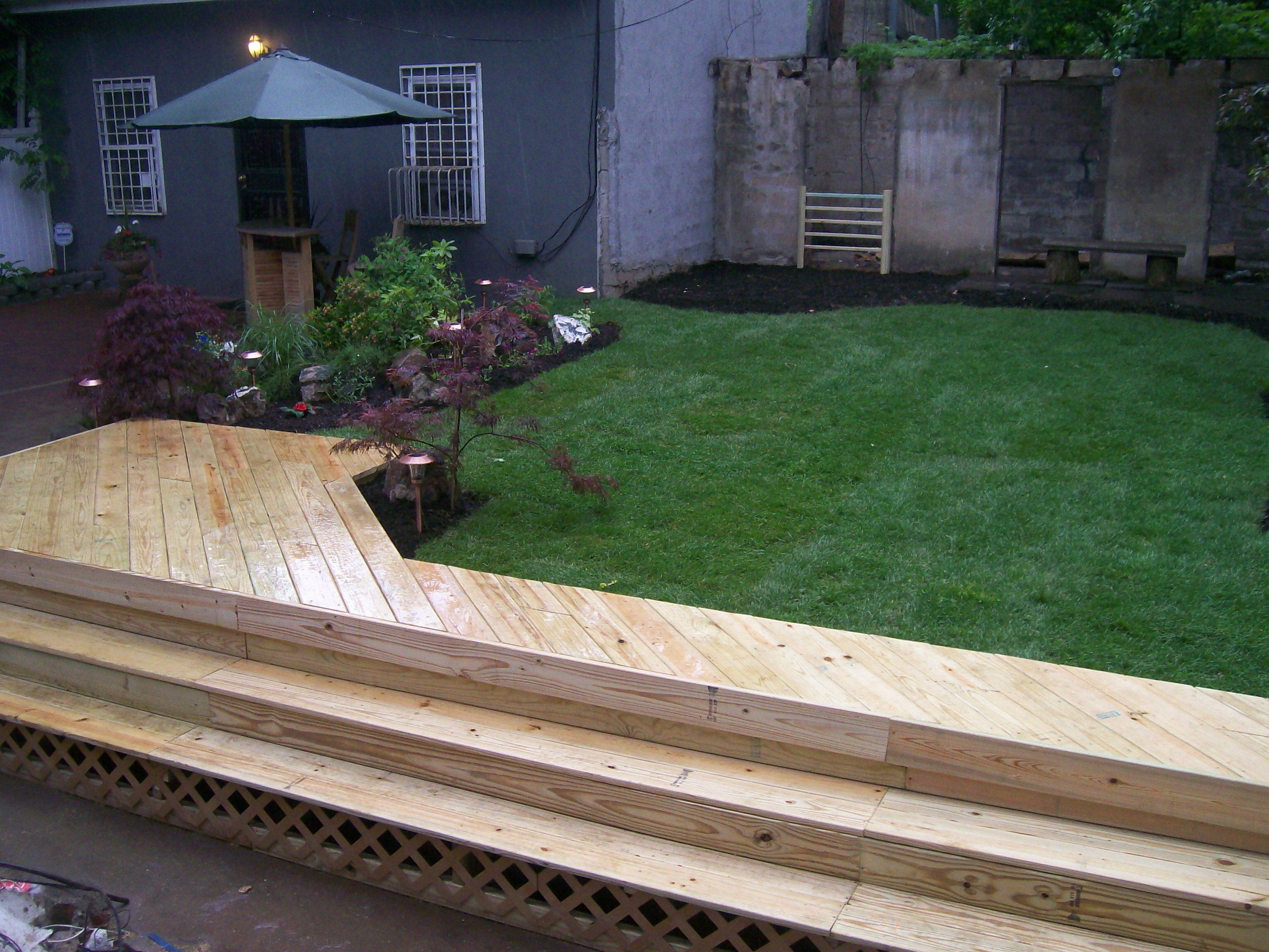 Build Wood Steps Over Concrete Steps Plans Free Download